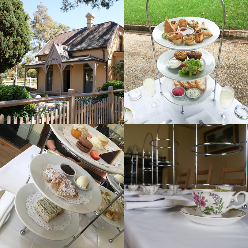 HIGH TEA IN THE HILLS: 2016 EDITION